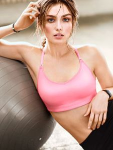 super comfy sports bra in fun colors!!