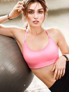 super comfy sports bra in fun colors!!